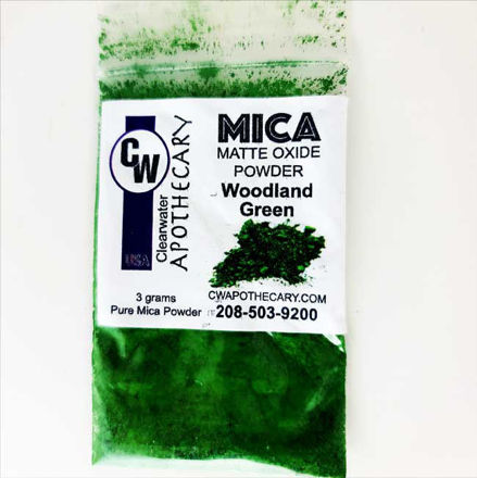 Mica_Matte-Oxide_Woodland-Green_3gr.